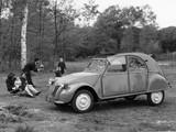 Photos of Citroën 2CV 1949–61