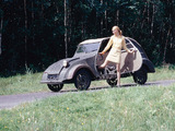 Pictures of Citroën 2CV Prototype 1939