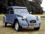 Pictures of Citroën 2CV6 Club 1979–81