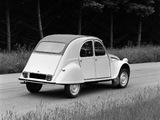 Pictures of Citroën 2CV Special 1979–81
