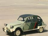 Pictures of Citroën 2CV Aventure 1983