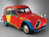 Pictures of Citroën 2CV