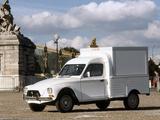Citroën Acadiane Isotherme 1978–87 photos