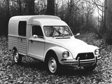 Photos of Citroën Acadiane 1978–87