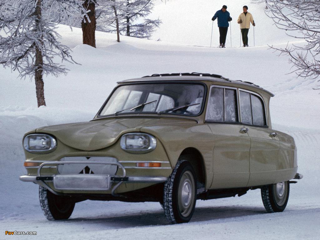 Citroën AMI6 1961–69 images (1024 x 768)