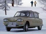 Citroën AMI6 1961–69 images