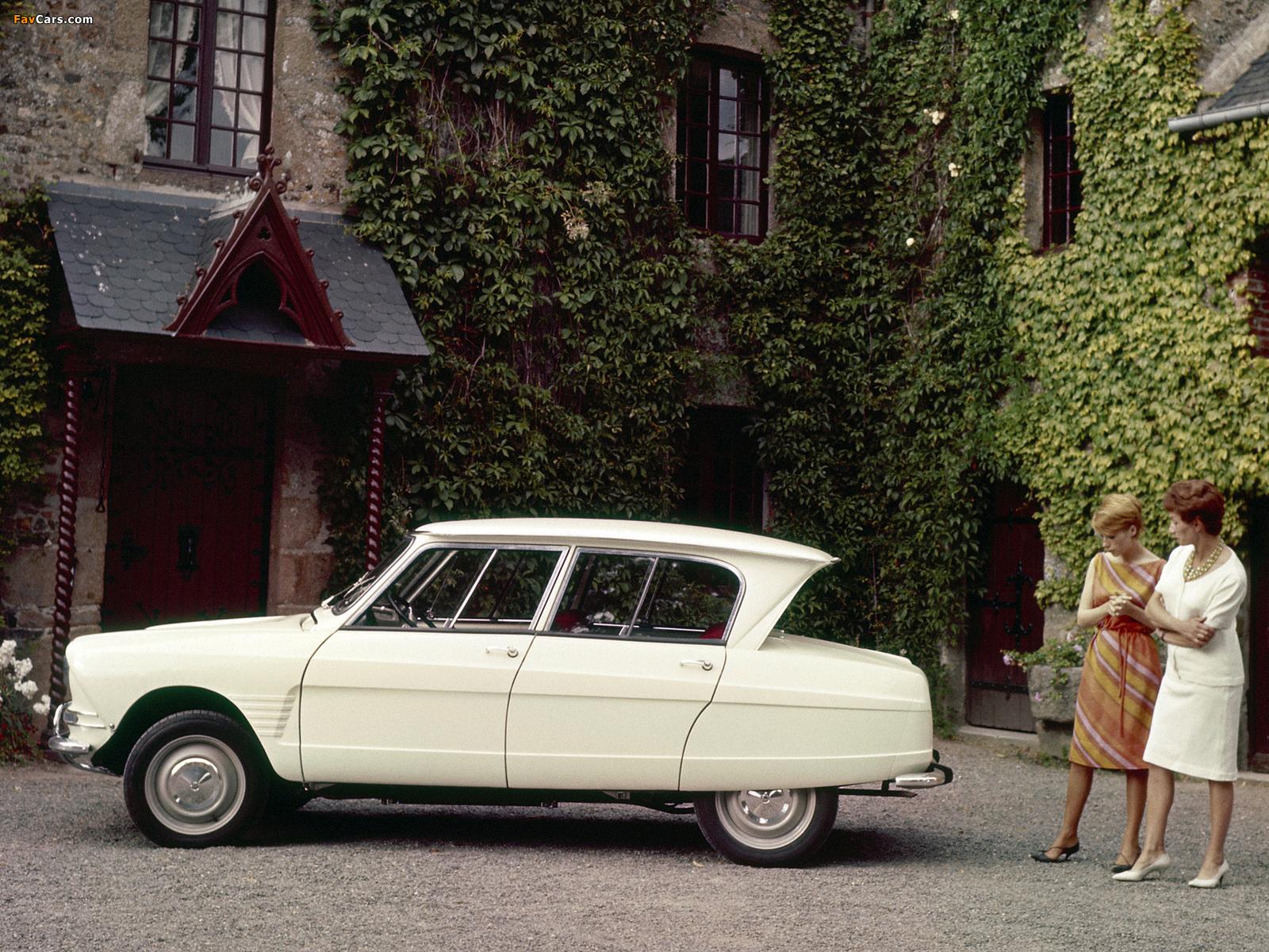 Citroën AMI6 1961–69 images (1600 x 1200)
