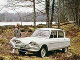 Citroën AMI6 1961–69 photos