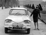 Citroën AMI6 1961–69 photos