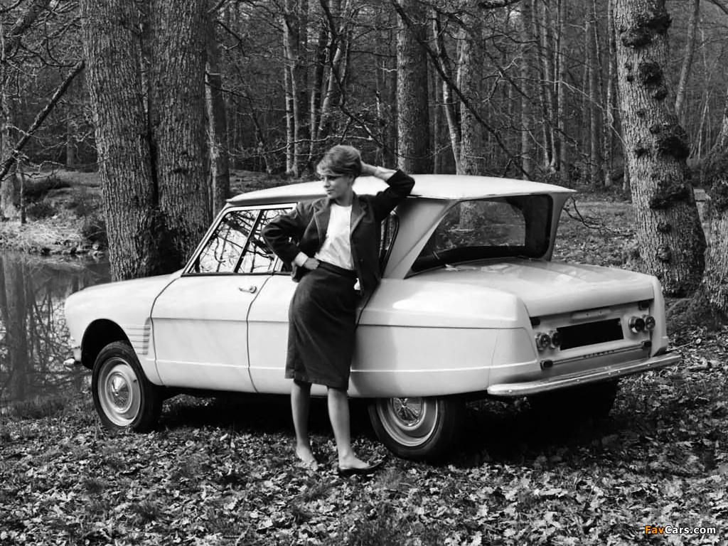 Citroën AMI6 1961–69 pictures (1024 x 768)