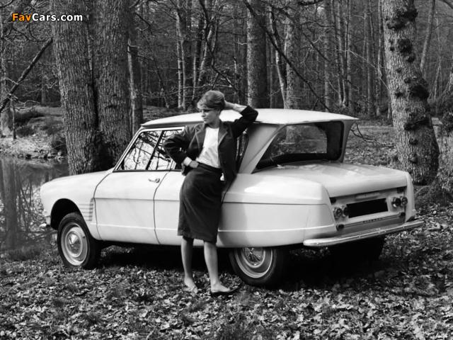 Citroën AMI6 1961–69 pictures (640 x 480)