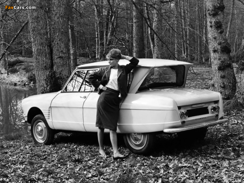 Citroën AMI6 1961–69 pictures (800 x 600)