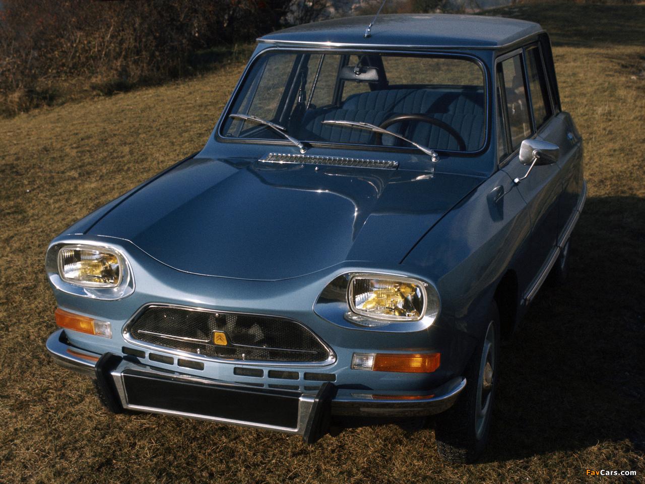 Citroën AMI Super 1973–76 wallpapers (1280 x 960)