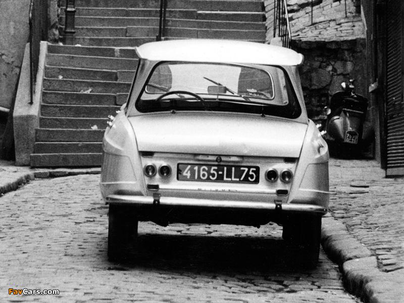 Images of Citroën AMI6 1961–69 (800 x 600)