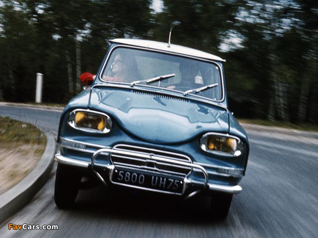 Images of Citroën AMI6 1961–69 (640 x 480)