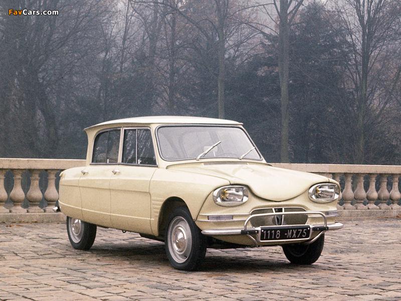 Photos of Citroën AMI6 1961–69 (800 x 600)