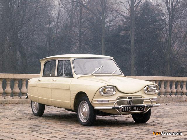 Photos of Citroën AMI6 1961–69 (640 x 480)