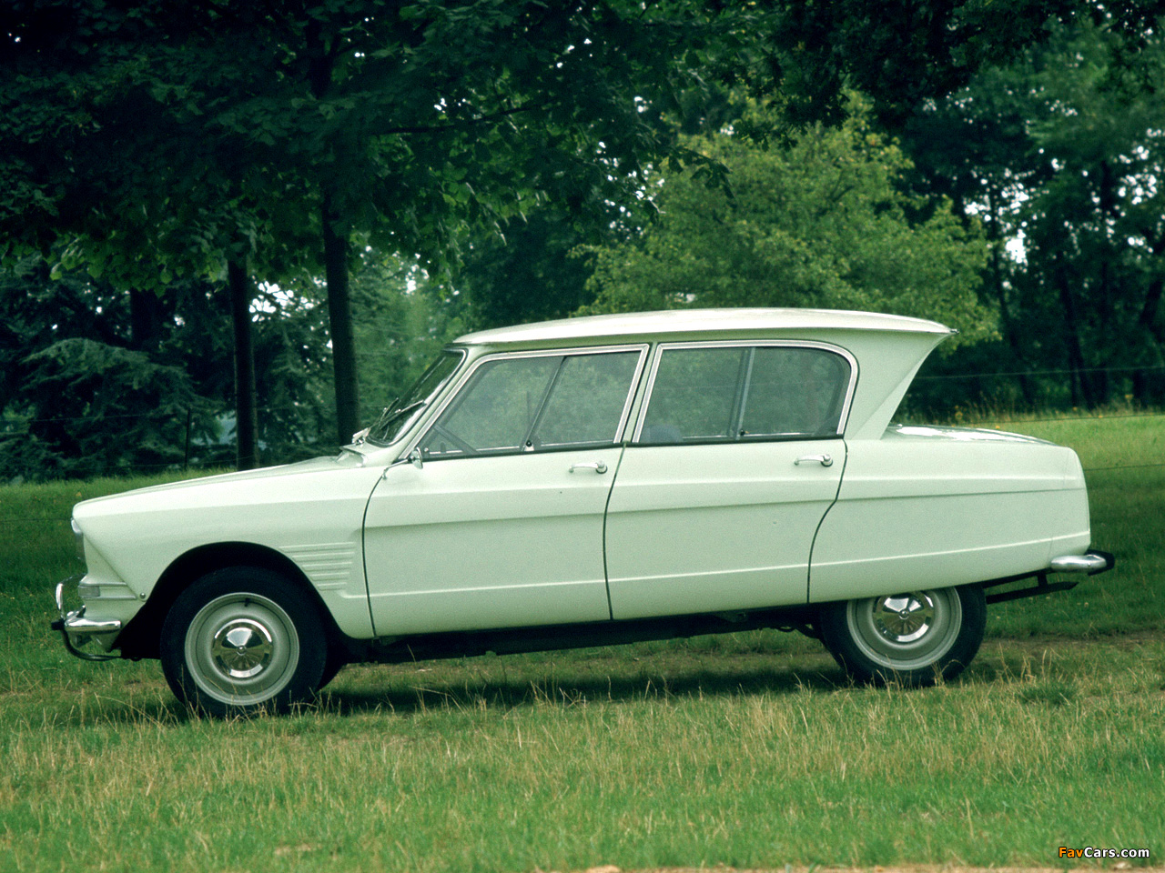 Pictures of Citroën AMI6 1961–69 (1280 x 960)