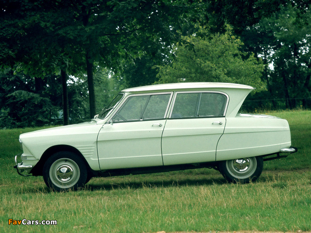 Pictures of Citroën AMI6 1961–69 (640 x 480)