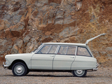 Pictures of Citroen AMI6 Break 1961–69