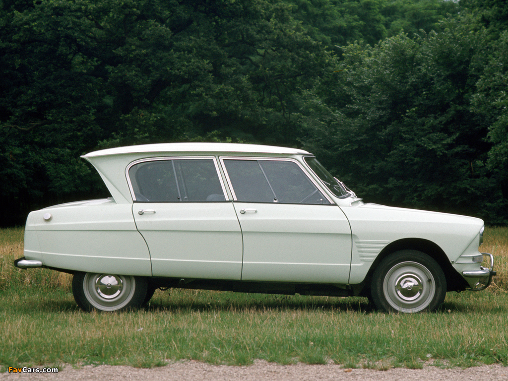 Pictures of Citroën AMI6 1961–69 (1024 x 768)