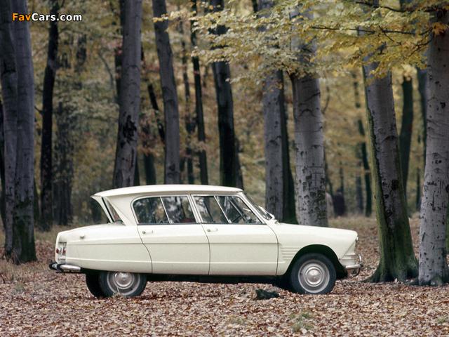 Citroën AMI6 1961–69 wallpapers (640 x 480)