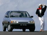 Citroën AX 3-door 1986–91 images