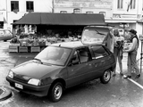 Citroën AX 3-door 1986–91 photos