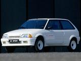 Citroën AX Sport 1987 wallpapers