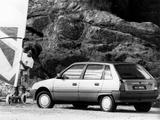 Citroën AX 5-door 1988–91 pictures