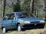 Images of Citroën AX 3-door 1986–91