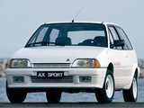 Images of Citroën AX Sport 1987