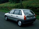 Images of Citroën AX 5-door 1988–91