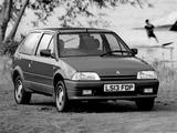 Images of Citroën AX 3-door UK-spec 1991–98