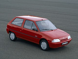 Images of Citroën AX Spot 3-door 1995–98