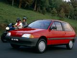 Photos of Citroën AX 3-door 1986–91