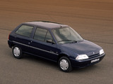 Photos of Citroën AX Image 3-door 1993