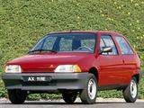 Pictures of Citroën AX 3-door 1986–91