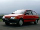 Citroën AX 3-door 1986–91 wallpapers
