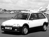 Citroën AX GTi UK-spec 1990–91 wallpapers