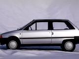 Wallpapers of Citroën AX 10 TRE 3-door 1989–91