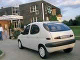 Citroën Berlingo Berline Bulle Concept 1996 images