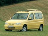 Citroën Berlingo Grand Large Concept 1996 images