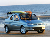 Citroën Berlingo Coupe de Plage Concept 1996 images