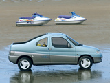 Citroën Berlingo Coupe de Plage Concept 1996 photos