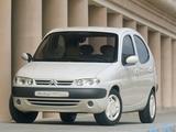 Citroën Berlingo Berline Bulle Concept 1996 photos