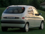 Citroën Berlingo Berline Bulle Concept 1996 photos
