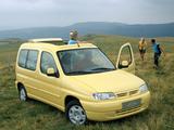 Citroën Berlingo Grand Large Concept 1996 pictures