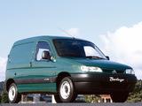 Citroën Berlingo Van 1996–2002 pictures