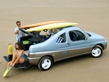 Citroën Berlingo Coupe de Plage Concept 1996 pictures
